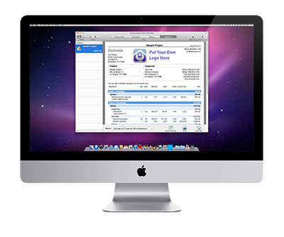 Estimating Software for Mac